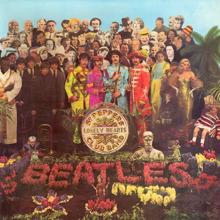 THE BEATLES_Sgt. Peppers Lonely Hearts Club Band