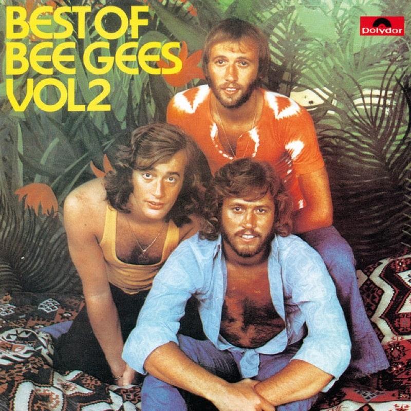 BEE GEES_Best Of Bee Gees Vol 2