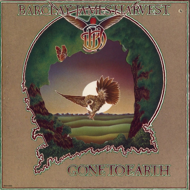 BARCLAY JAMES HARVEST_Gone To Earth