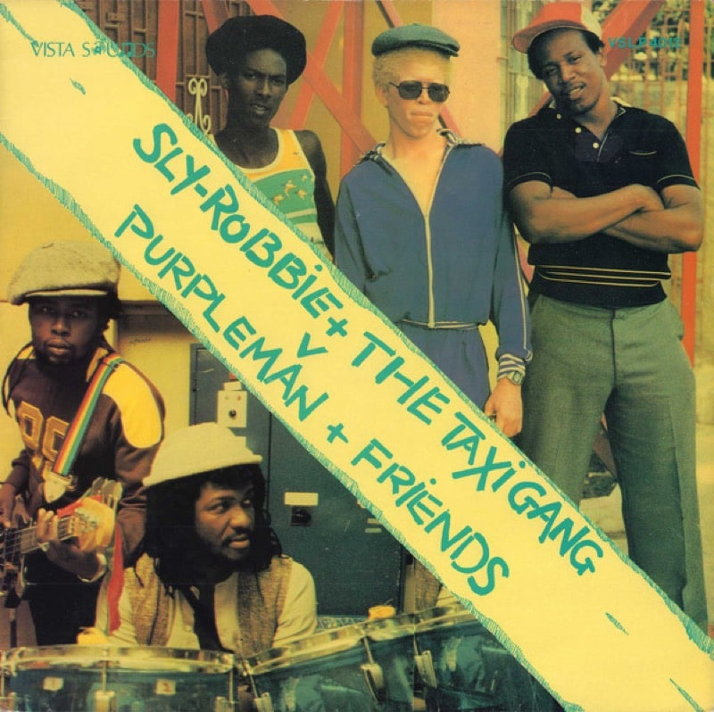 SLY AND ROBBIE + THE TAXI GANG VERSUS PURPLEMAN ?_Sly-Robbie + The Taxi Gang V Purpleman + Friends