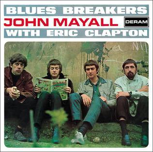 ERIC CLAPTON_Blues Breakers