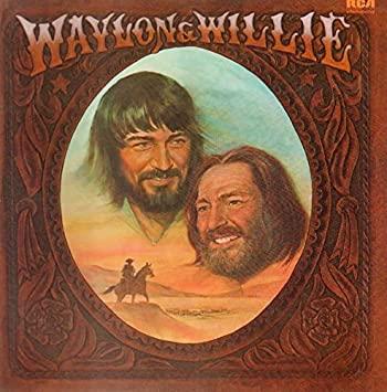 WAYLON JENNINGS_Waylon And Willie