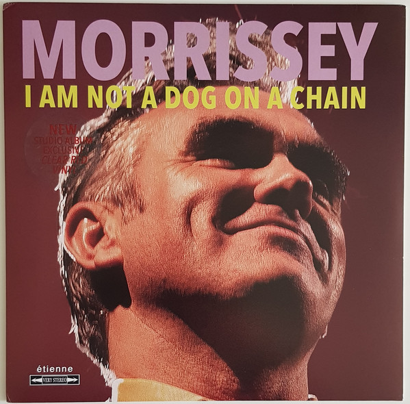 MORRISSEY_I Am Not A Dog On A Chain