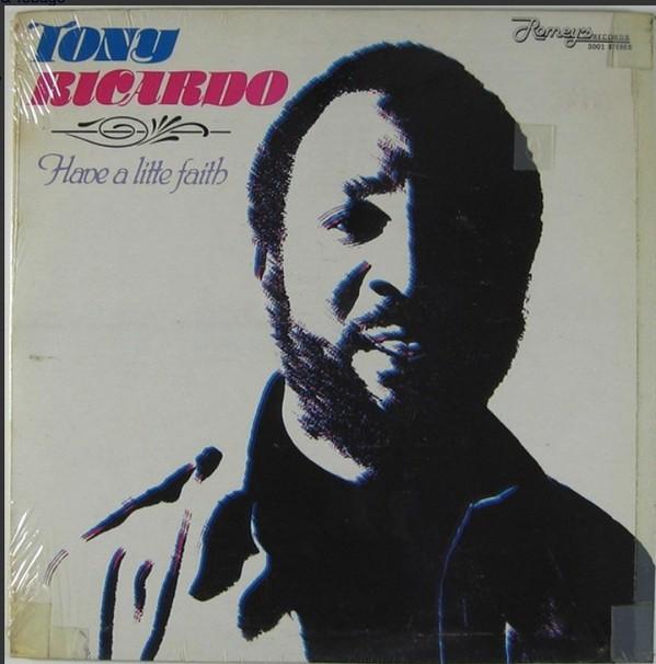 TONY RICARDO_Have A Little Faith