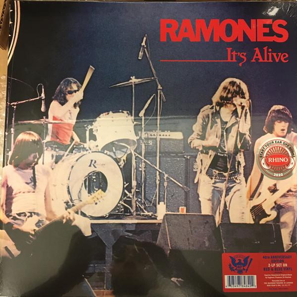 RAMONES_It's Alive