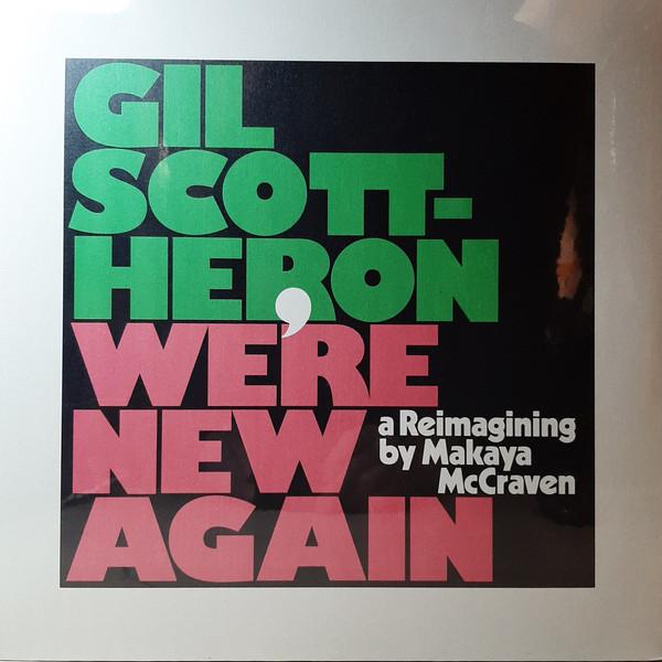 GIL SCOTT-HERON_We're New Again