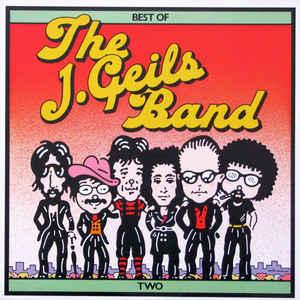 J. GEILS BAND_J. Geils Band