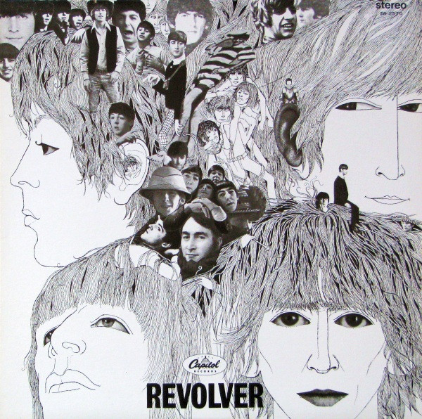 THE BEATLES_Revolver