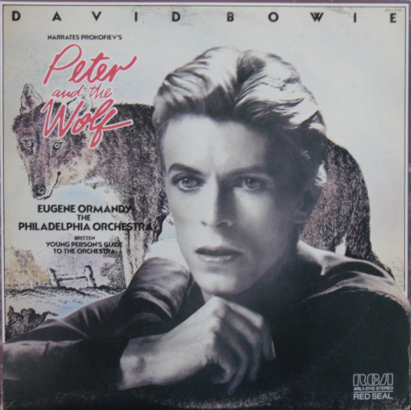 DAVID BOWIE_Peter And The Wolf