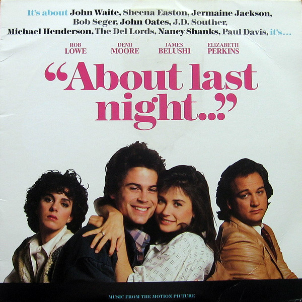 VARIOUS ARTISTS_About Last Night.. Ost