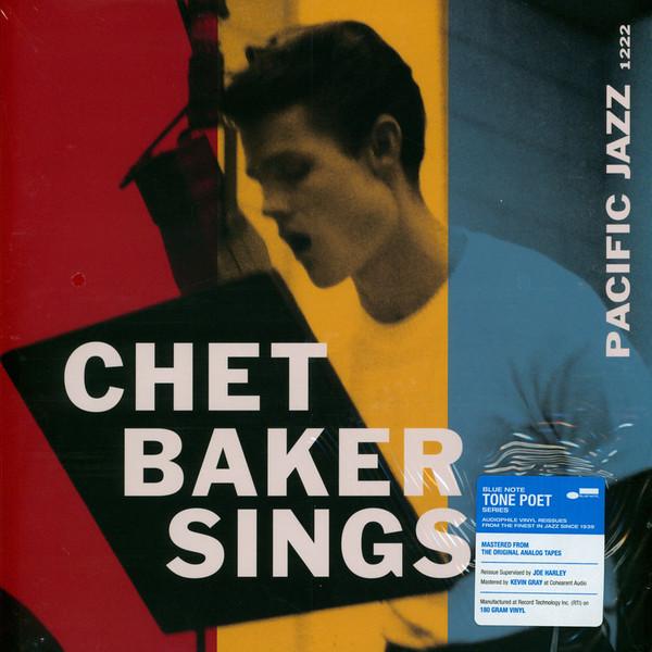 CHET BAKER_Chet Baker Sings _Audiophile Tone Poet Series_