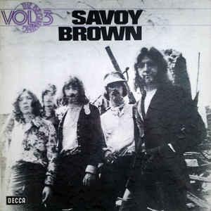SAVOY BROWN_The Beginning-Vol. 3