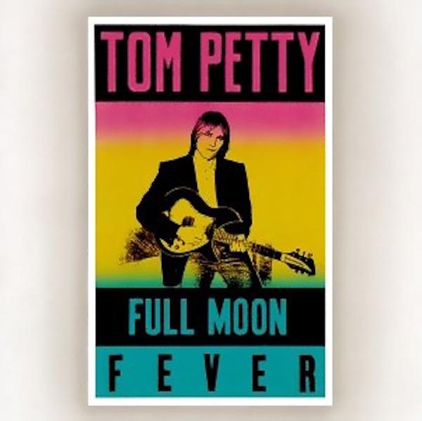 TOM PETTY_Full Moon Fever