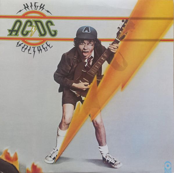 ACDC_High Voltage _180g Vinyl_