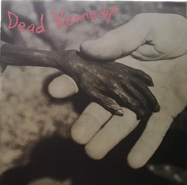 DEAD KENNEDYS_PLASTIC SURGERY DISASTERS