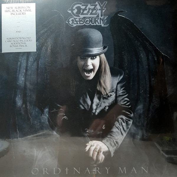 OZZY OSBOURNE_Ordinary Man