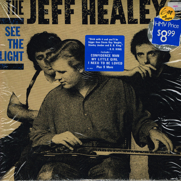 THE JEFF HEALEY BAND_See The Light