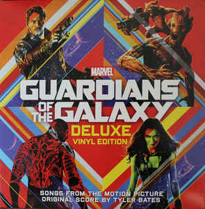 SOUNDTRACK_Guardians Of The Galaxy _2lp Dlx_