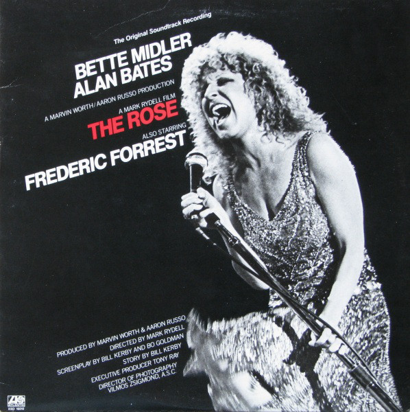 BETTE MIDLER_The Rose - The Original Soundtrack Recording