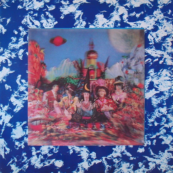 THE ROLLING STONES_Their Satanic Majesties Request Cover For Replacement Only