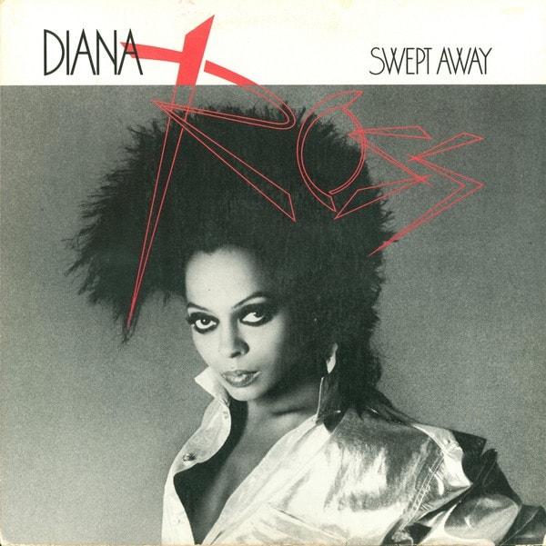 DIANA ROSS_Swept Aaway