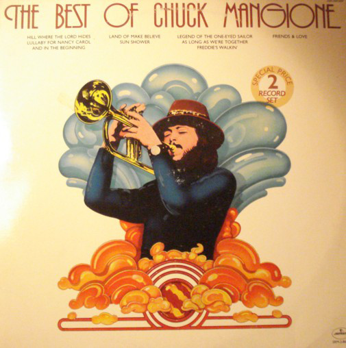 CHUCK MANGIONE_The Best Of Chuck Mangione