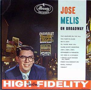 JOSE MELIS_Jose Melis On Broadway