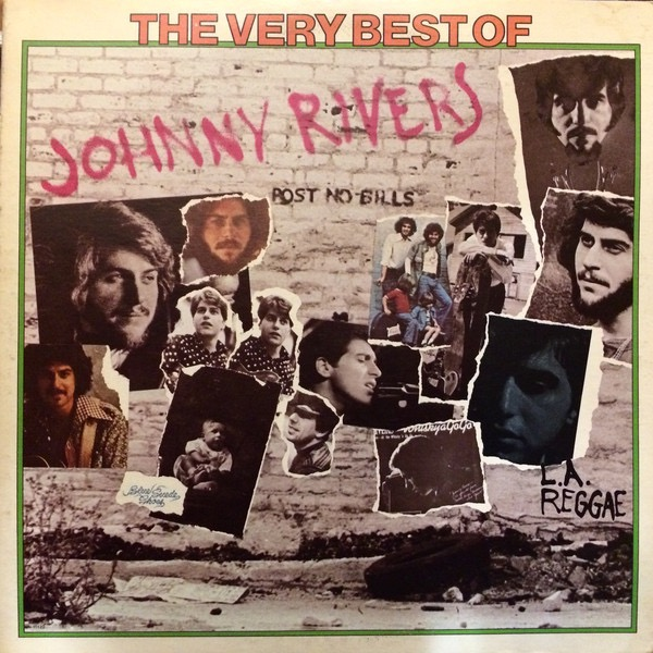 JOHNNY RIVERS_The Very Best Of Johnny Rivers