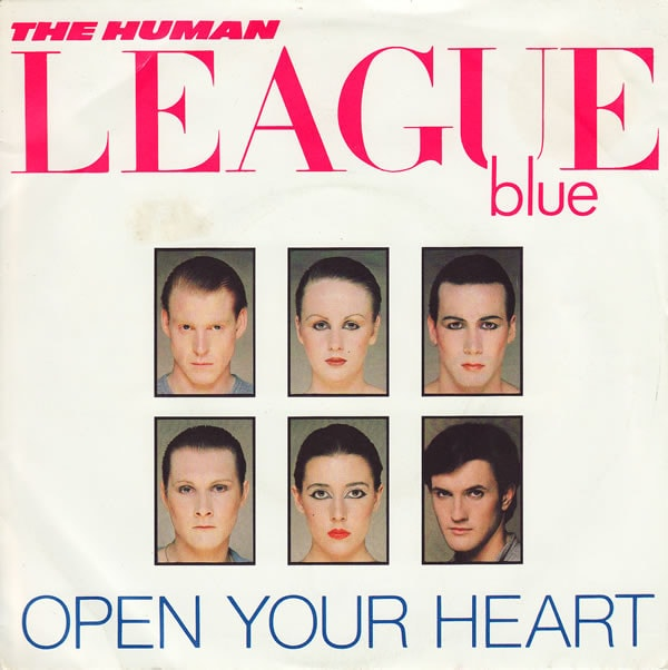 THE HUMAN LEAGUE_Blue
