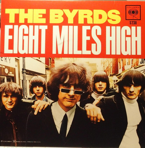 THE BYRDS_Eight Miles High / Why