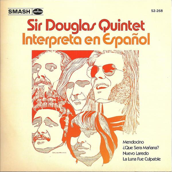 SIR DOUGLAS QUINTET_Interpreta En EspaU00f1ol