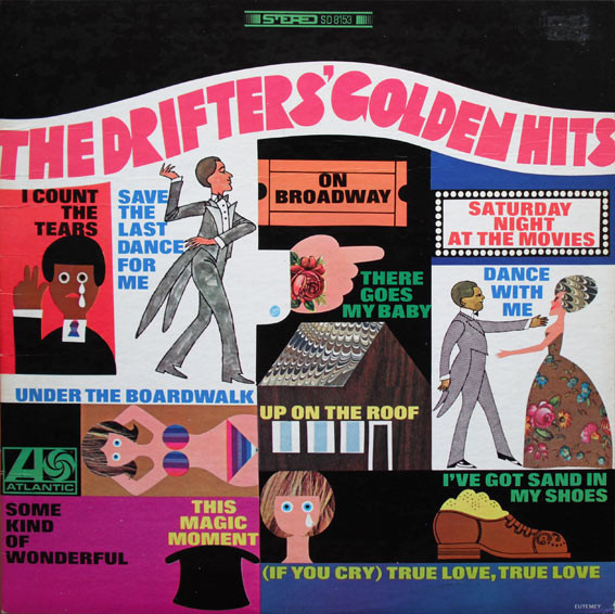 THE DRIFTERS_The Drifters Golden Hits