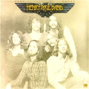 HENRY PAUL BAND_Grey Ghost