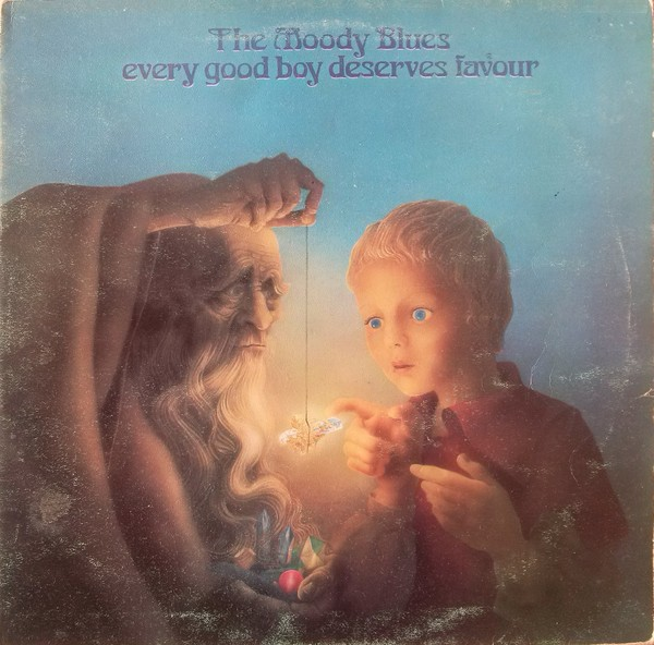 THE MOODY BLUES_Every Good Boy Deserves Favour
