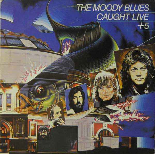 THE MOODY BLUES_Caught Live +5