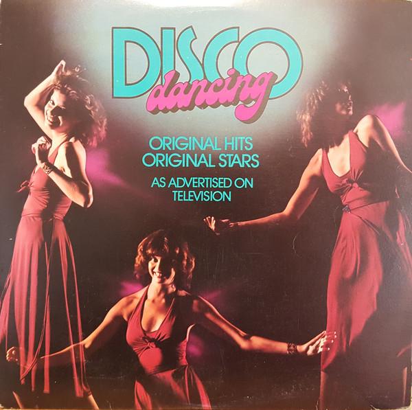 VARIOUS_Disco Dancing