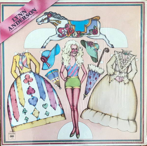 LYNN ANDERSON_I Love What Love Is Doing To Me / He Ain't You