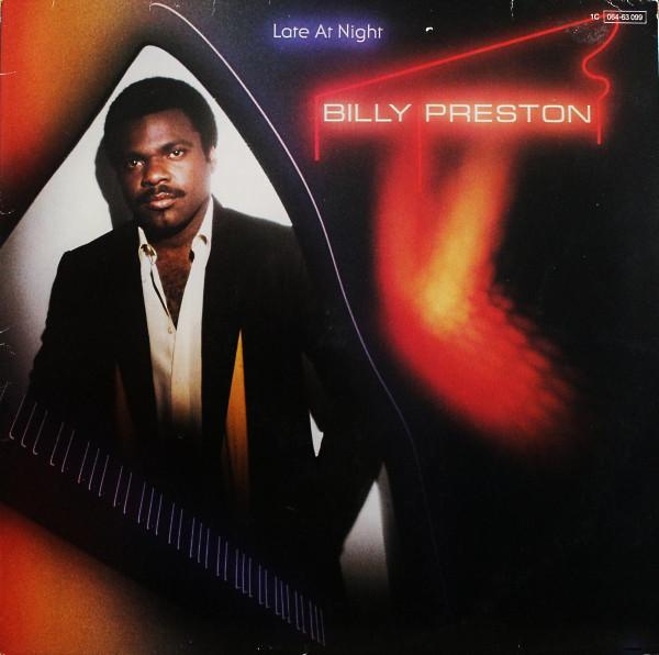 BILLY PRESTON_Late At Night
