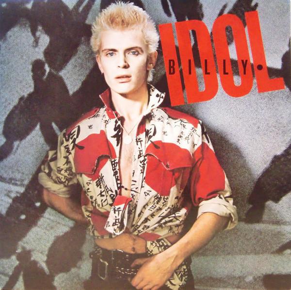 BILLY IDOL_Billy Idol