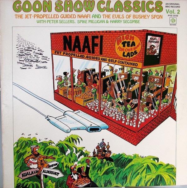 GOON SHOW_Goon Show Classics Vol 2.