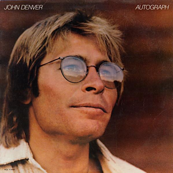 JOHN DENVER_Autograph