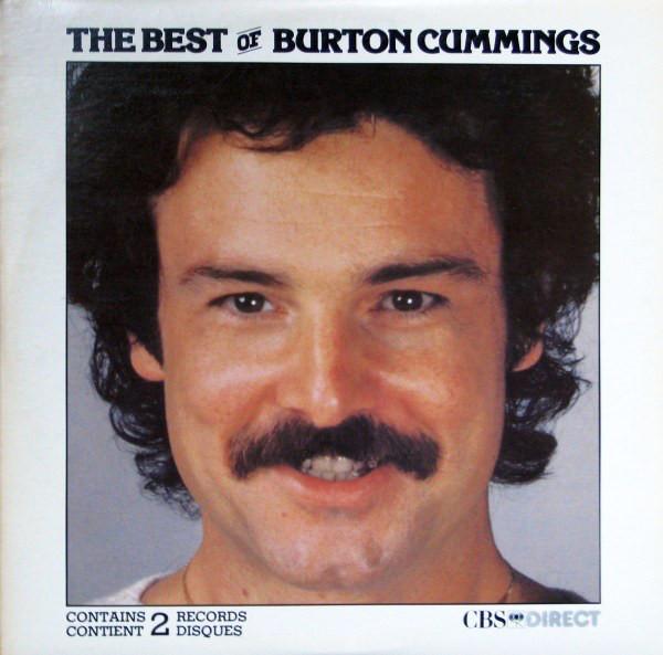 BURTON CUMMINGS_The Best Of Burton Cummings