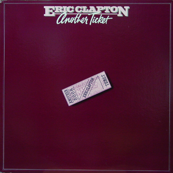ERIC CLAPTON_Another Ticket