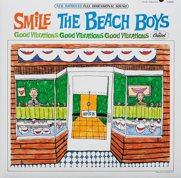 THE BEACH BOYS_The Smile Sessions