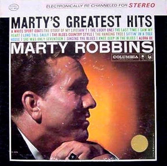 MARTY ROBBINS_Marty's Greatest Hits