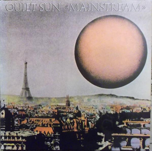 QUIET SUN_Mainstream