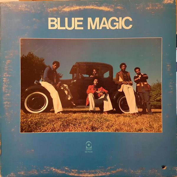 BLUE MAGIC_Blue Magic
