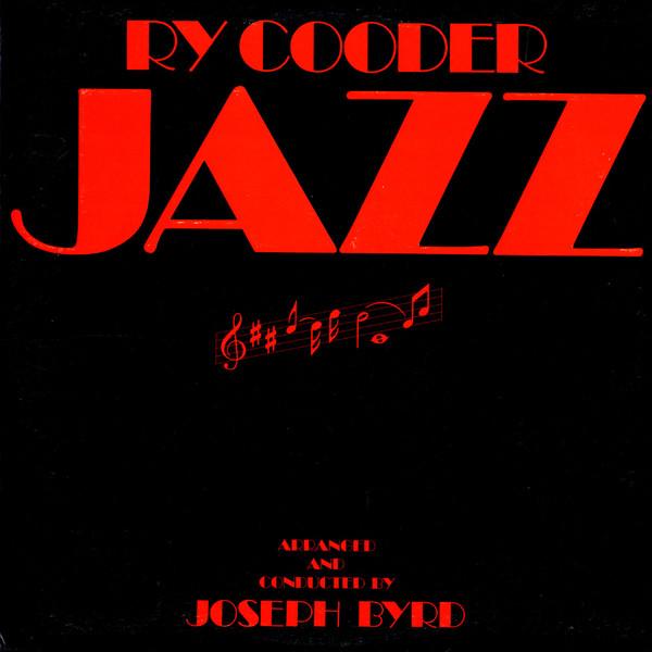 RY COODER_Jazz
