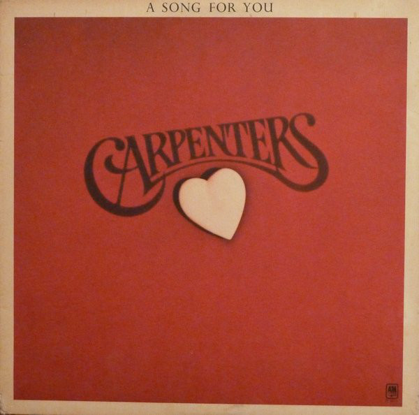 CARPENTERS_A Song For You