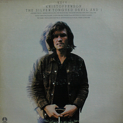 KRIS KRISTOFFERSON_The Silver Tongued Devil And I